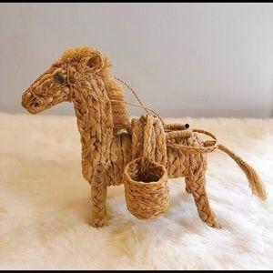 Decorative donkey